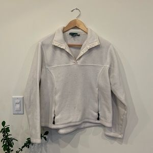 L.L. Bean Fleece Long-sleeve